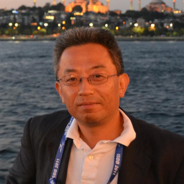 Photo of Tadashi Ogitsu