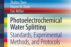 Thumbnail of Photoelectrochemical Water Splitting: Standards, Experimental Methods, and Protocols book cover