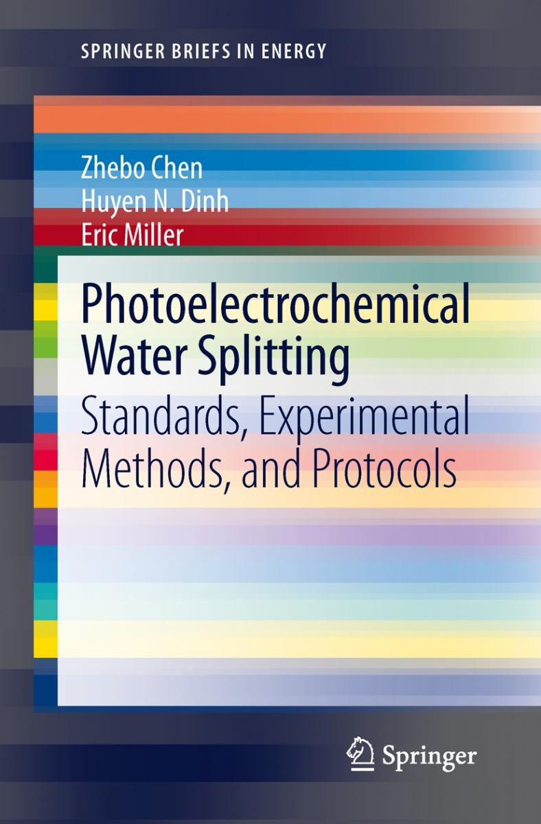 Cover of Photoelectrochemical Water Splitting: Standards, Experimental Methods, and Protocols